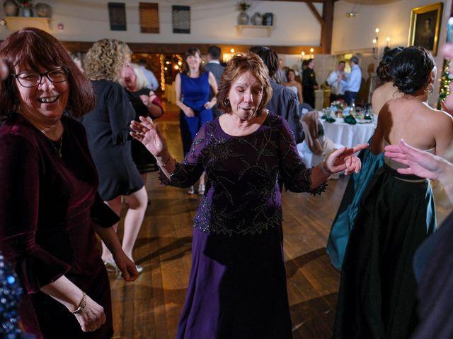 Mike and Pam's Wedding in Sturbridge, Massachusetts 65