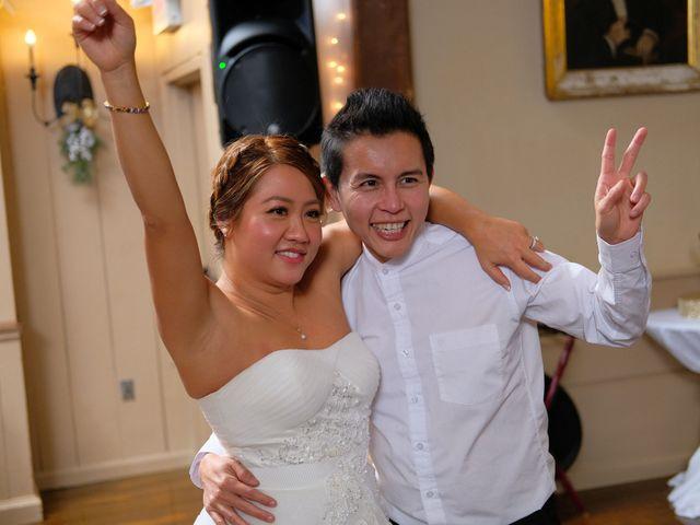 Mike and Pam's Wedding in Sturbridge, Massachusetts 67