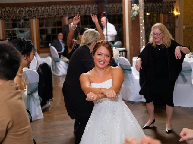 Mike and Pam's Wedding in Sturbridge, Massachusetts 69