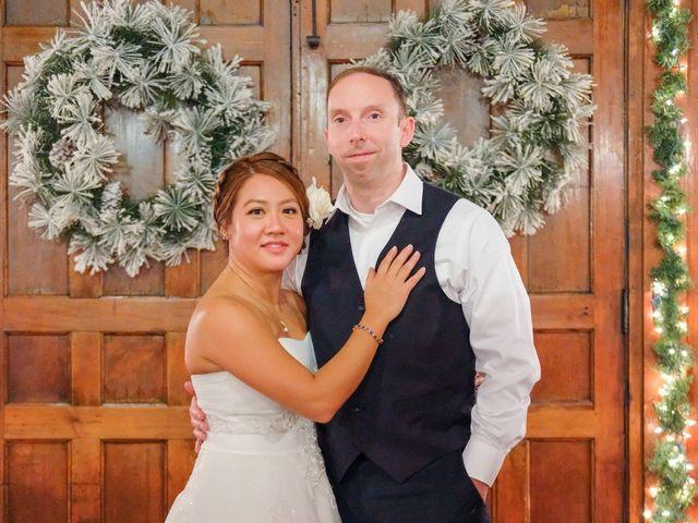 Mike and Pam's Wedding in Sturbridge, Massachusetts 76