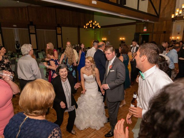 Luke and Emily's Wedding in Macungie, Pennsylvania 40