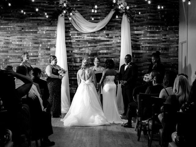 Katie and Angie's Wedding in Atlanta, Georgia 11