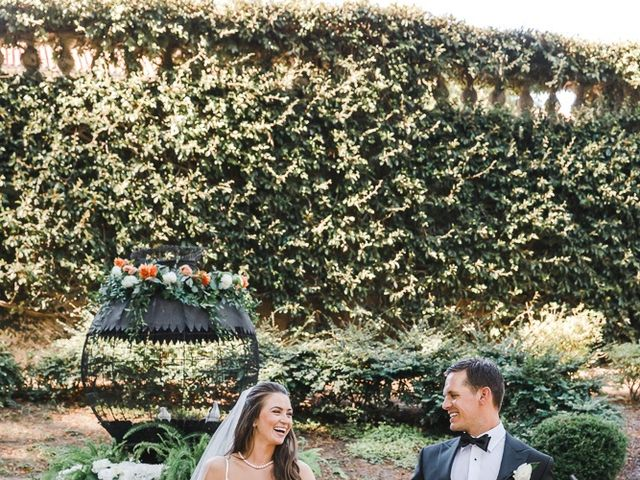 Anne and Mitch's Wedding in Burlingame, California 41