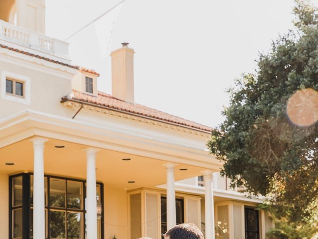 Anne and Mitch's Wedding in Burlingame, California 46