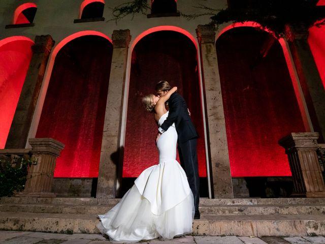The wedding of Lauren and Zac