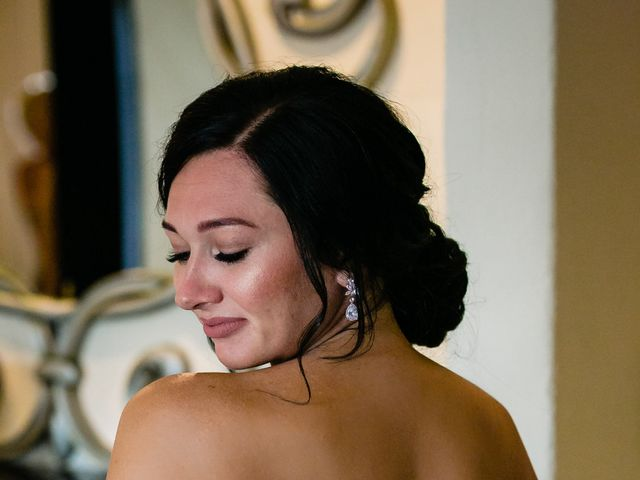 Mike and Kayla's Wedding in Playa del Carmen, Mexico 9