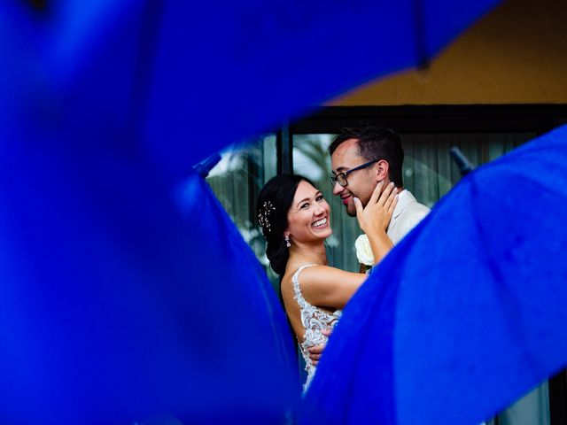 Mike and Kayla's Wedding in Playa del Carmen, Mexico 19