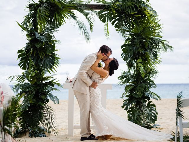 Mike and Kayla's Wedding in Playa del Carmen, Mexico 21