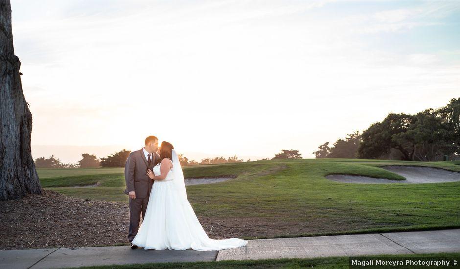Arturo and Christina's Wedding in Seaside, California