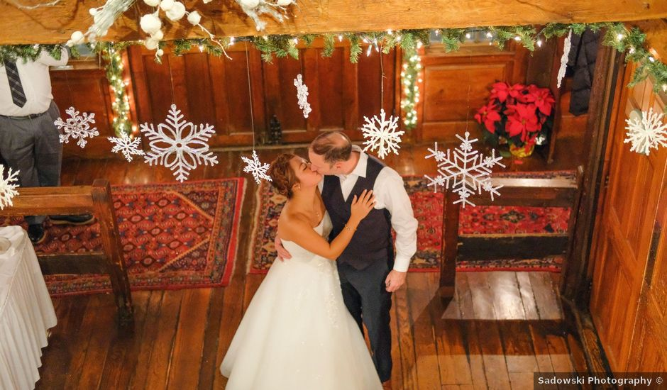 Mike and Pam's Wedding in Sturbridge, Massachusetts