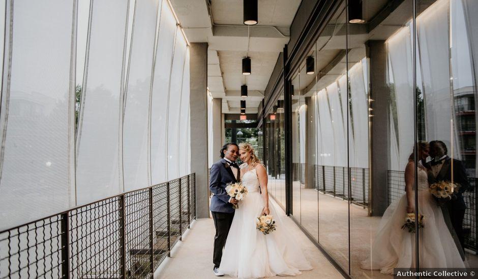 Katie and Angie's Wedding in Atlanta, Georgia