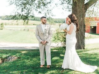 Ashley and Stefan's Wedding in Rockwood, Pennsylvania 5