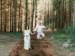 Ashley and Stefan's Wedding in Rockwood, Pennsylvania 15