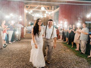 Ashley and Stefan's Wedding in Rockwood, Pennsylvania 24