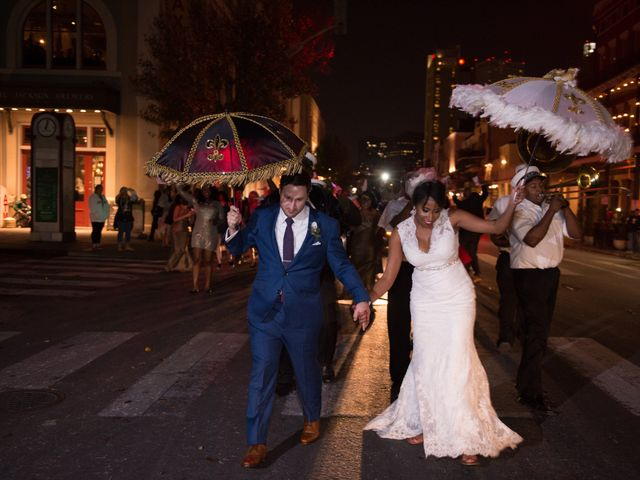 Darcie and Garrick's Wedding in New Orleans, Louisiana 12