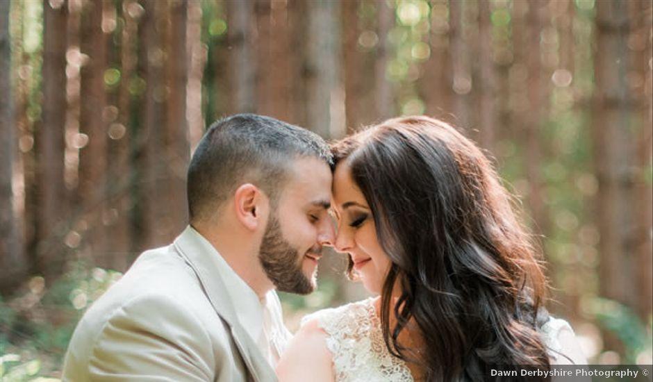 Ashley and Stefan's Wedding in Rockwood, Pennsylvania