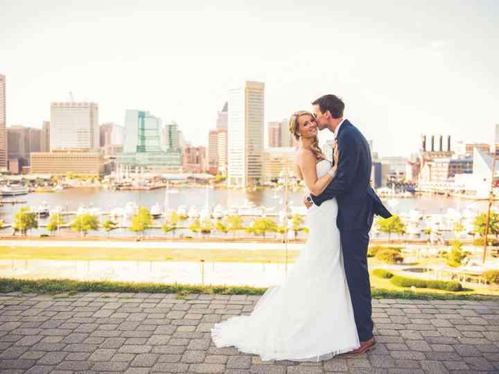 The wedding of Scott and Amanda