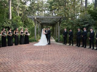 Josiah and Meredith's Wedding in Fayetteville, North Carolina 3