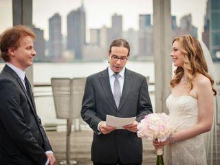 The wedding of Bridget and Evan 2