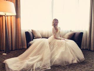 The wedding of Jenna Rae and David 2