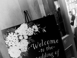 The wedding of Ana and Jason 1