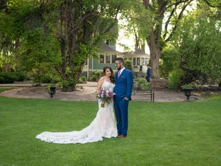 The wedding of Devin and Sarah