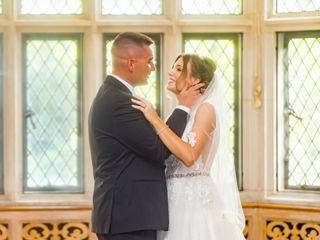 The wedding of Jake and Alyssa