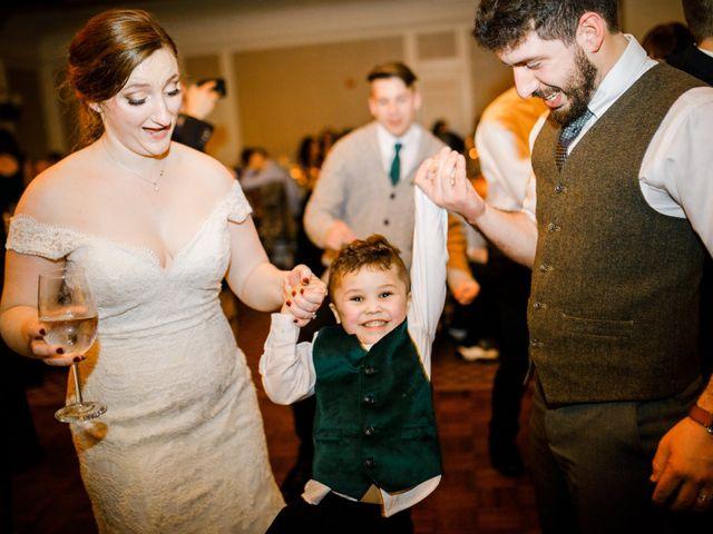 Micheal Venezia and Emily Venezia's Wedding in Plymouth, Massachusetts 2