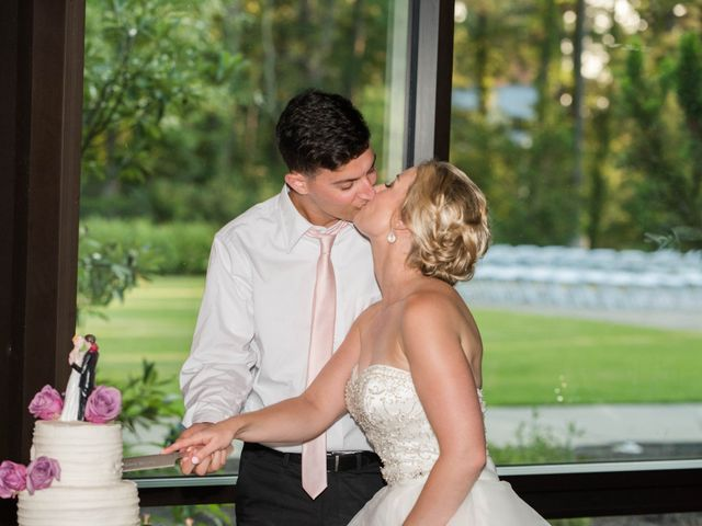 Josiah and Meredith's Wedding in Fayetteville, North Carolina 2