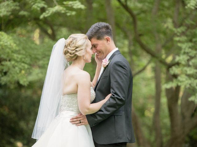 Josiah and Meredith's Wedding in Fayetteville, North Carolina 1