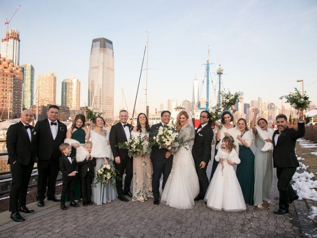 David and Jenna Rae's Wedding in Jersey City, New Jersey 13