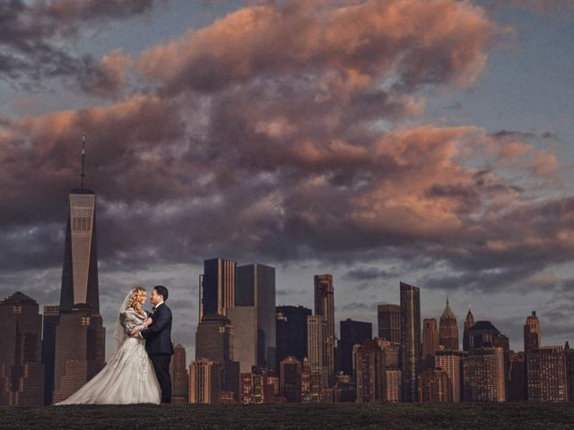 David and Jenna Rae's Wedding in Jersey City, New Jersey 1