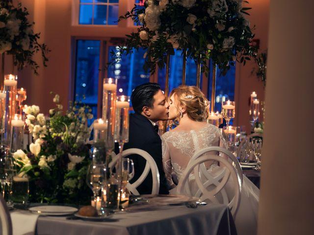 The wedding of Jenna Rae and David