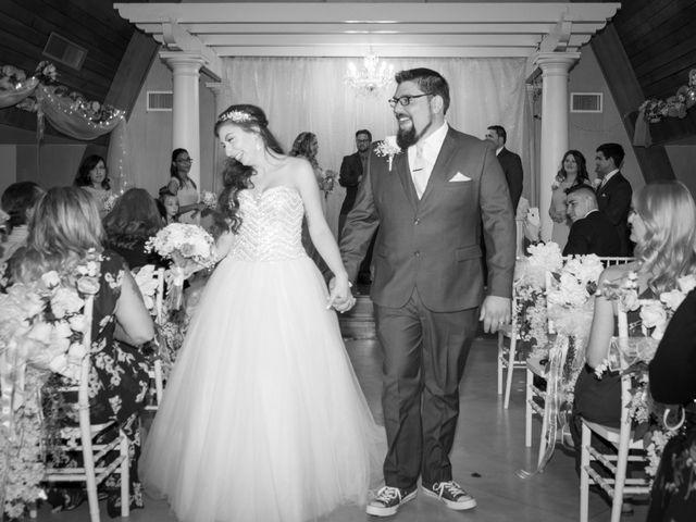 Victor and Hannah's Wedding in Tucson, Arizona 3