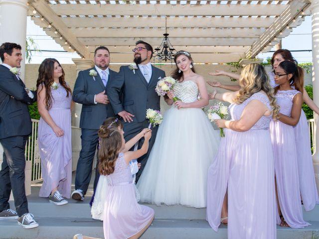 Victor and Hannah's Wedding in Tucson, Arizona 4
