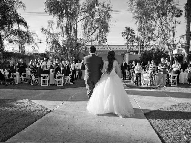 Victor and Hannah's Wedding in Tucson, Arizona 5