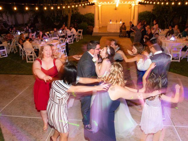 Victor and Hannah's Wedding in Tucson, Arizona 7