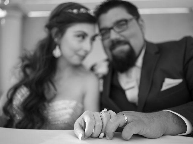 Victor and Hannah's Wedding in Tucson, Arizona 13