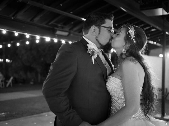 Victor and Hannah's Wedding in Tucson, Arizona 14