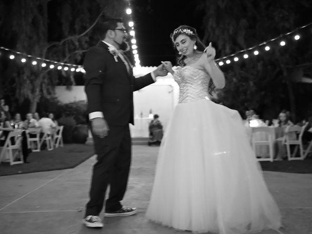 Victor and Hannah's Wedding in Tucson, Arizona 15