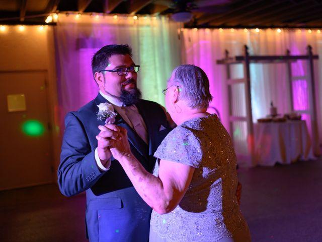 Victor and Hannah's Wedding in Tucson, Arizona 16