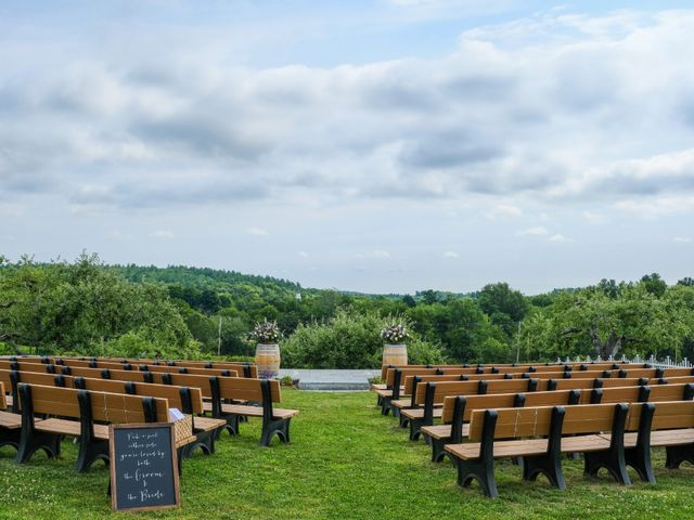 Tarq and Brittany's Wedding in Bolton, Massachusetts 2