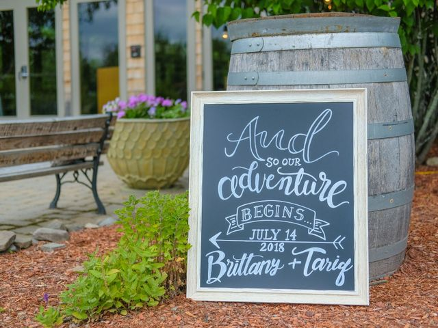 Tarq and Brittany's Wedding in Bolton, Massachusetts 4