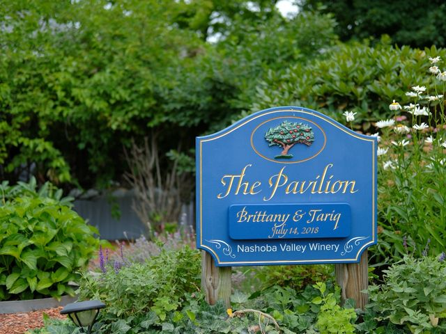 Tarq and Brittany's Wedding in Bolton, Massachusetts 5