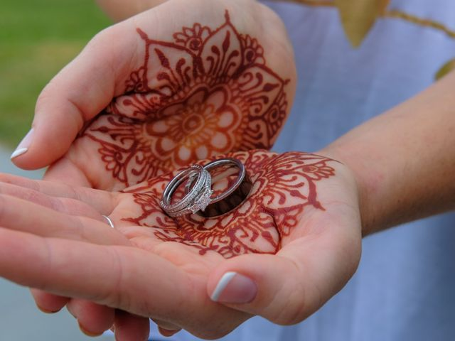 Tarq and Brittany's Wedding in Bolton, Massachusetts 9