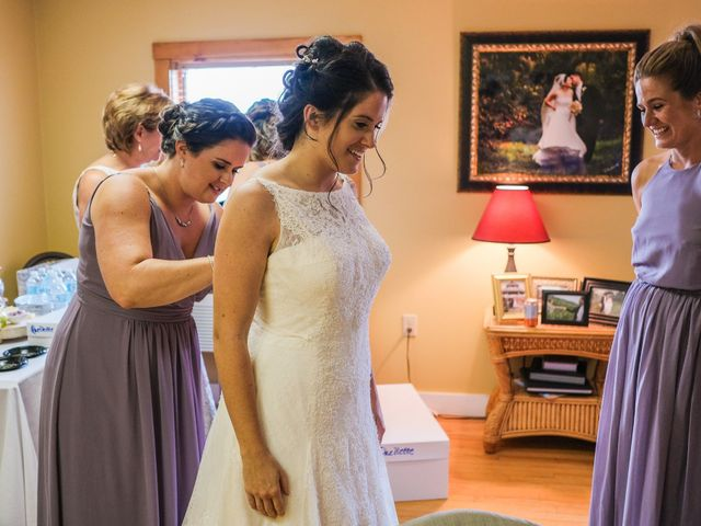 Tarq and Brittany's Wedding in Bolton, Massachusetts 14