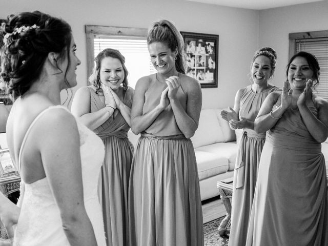 Tarq and Brittany's Wedding in Bolton, Massachusetts 15