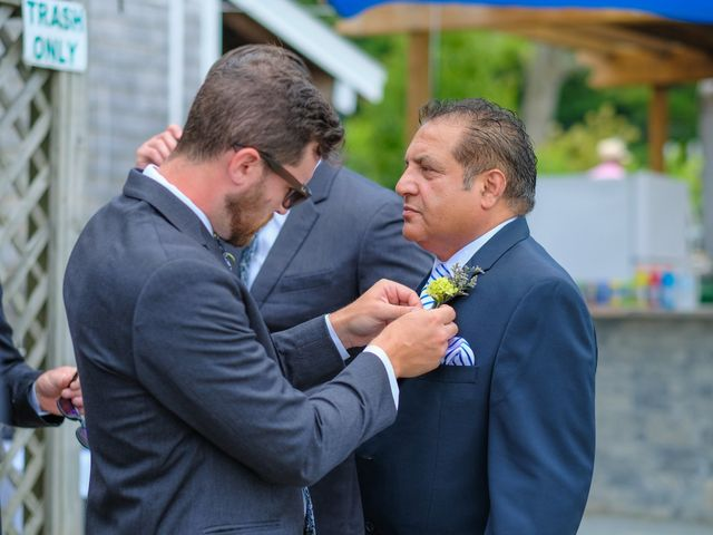 Tarq and Brittany's Wedding in Bolton, Massachusetts 23