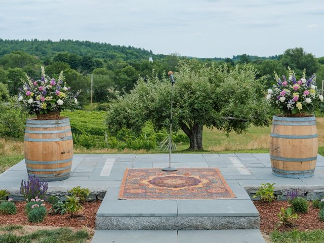 Tarq and Brittany's Wedding in Bolton, Massachusetts 24