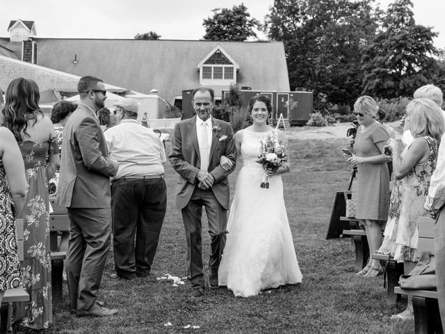 Tarq and Brittany's Wedding in Bolton, Massachusetts 27